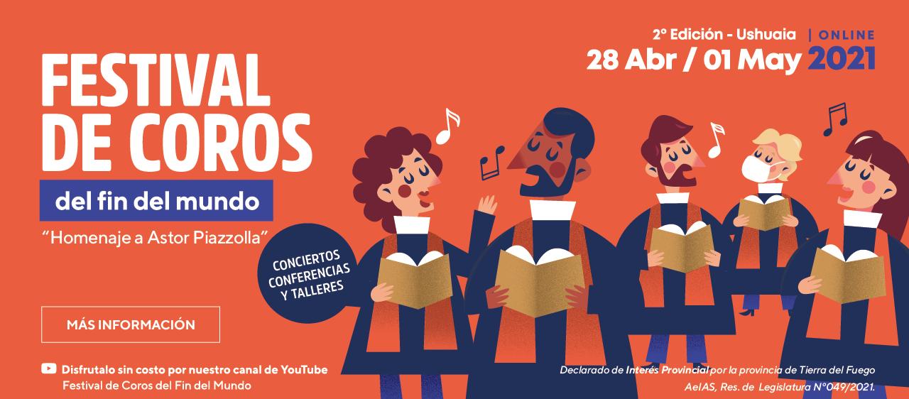 festival de coros del fin del mundo 2021