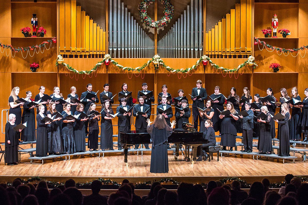 Choir of the North (Alaska, Fairbanks – EE.UU.)